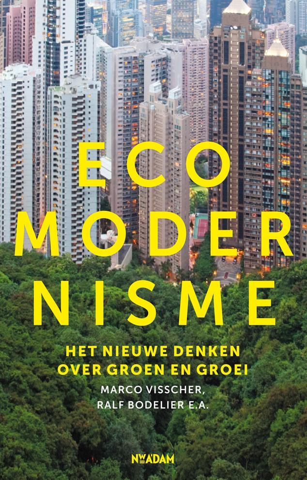 Ecomodernisme, Marcel Crok